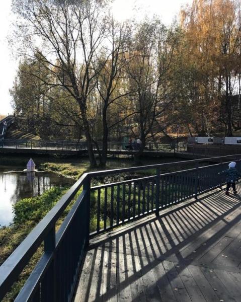 Парк Победы (Покровский парк)